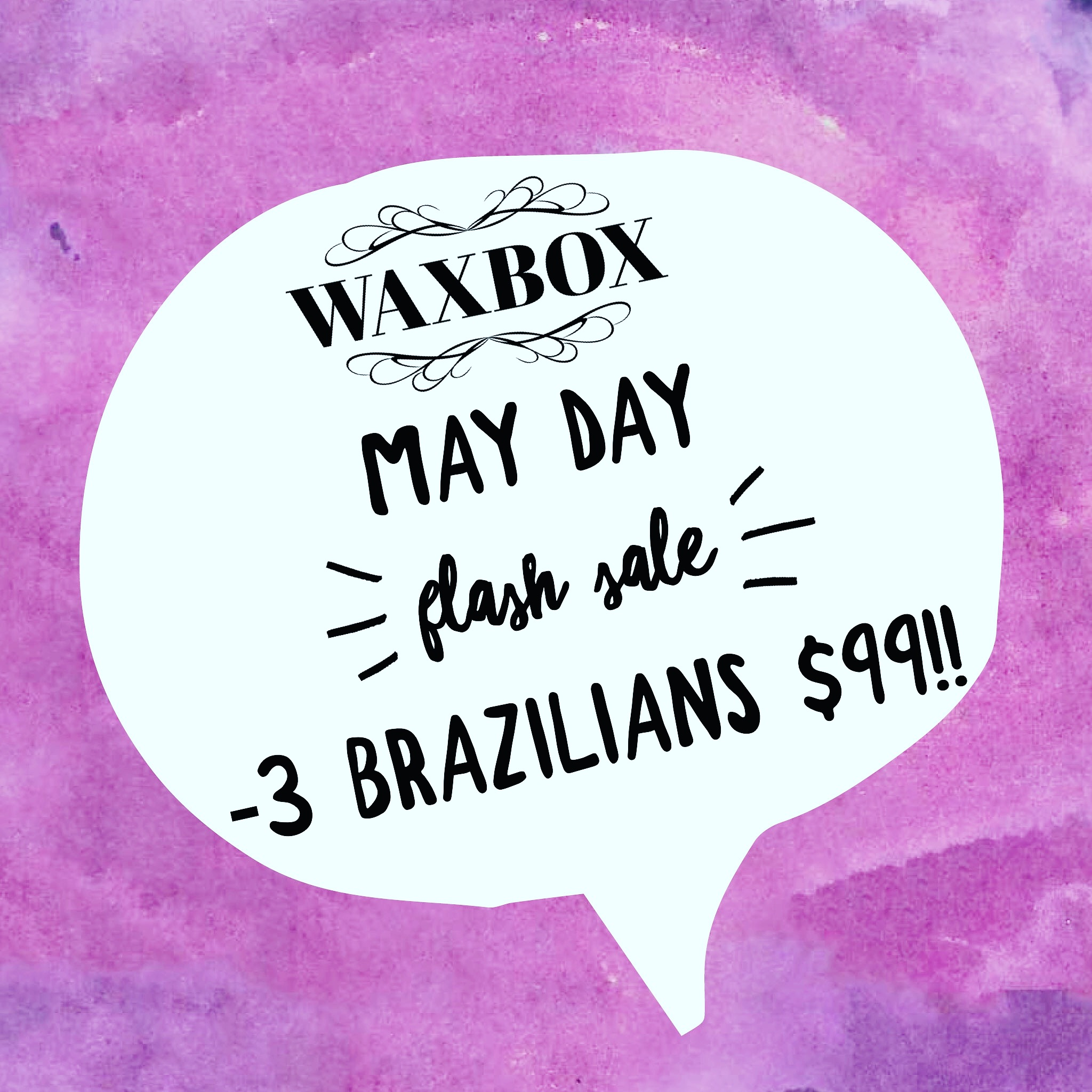 Today & Tomorrow only!! MAY DAY FLASH SALE!! 3 Brazilians $99!!!